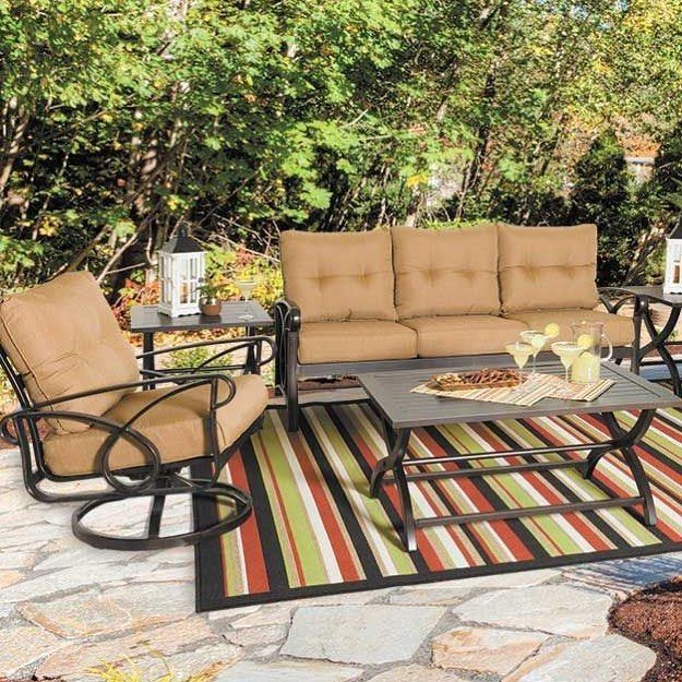 The Summerset Deep Seating Outdoor