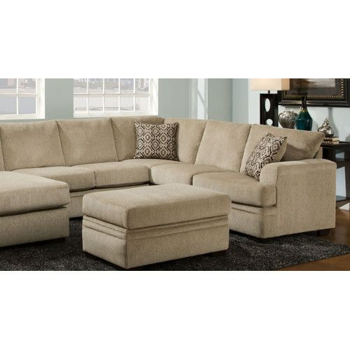 American Furniture Cornell Sectional Sectional Sofa Sectional