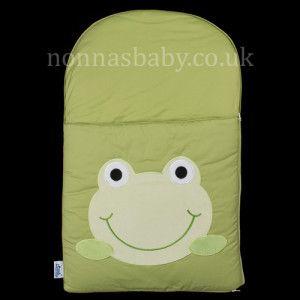 7ca52dfbd7f3 Nonna s Baby - Googly Green Nap Mat