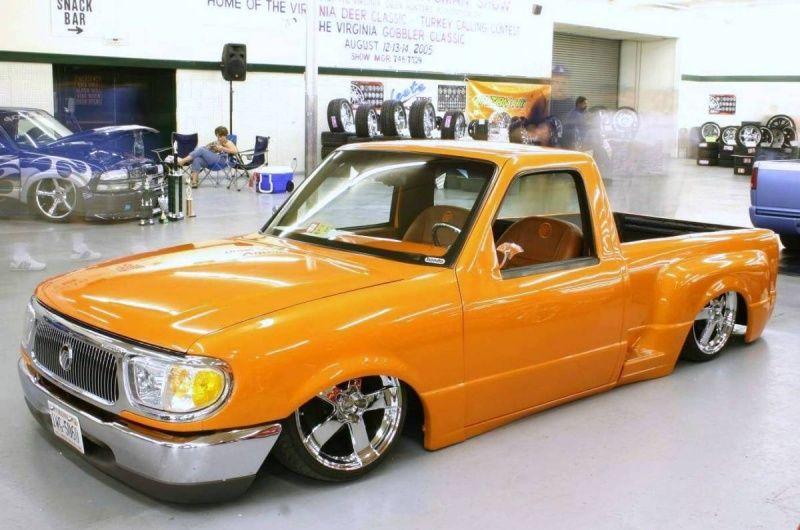 Ford Ranger Thunder Paint Colors