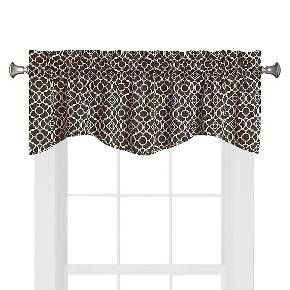 Waverly Lovely Lattice Valance Target