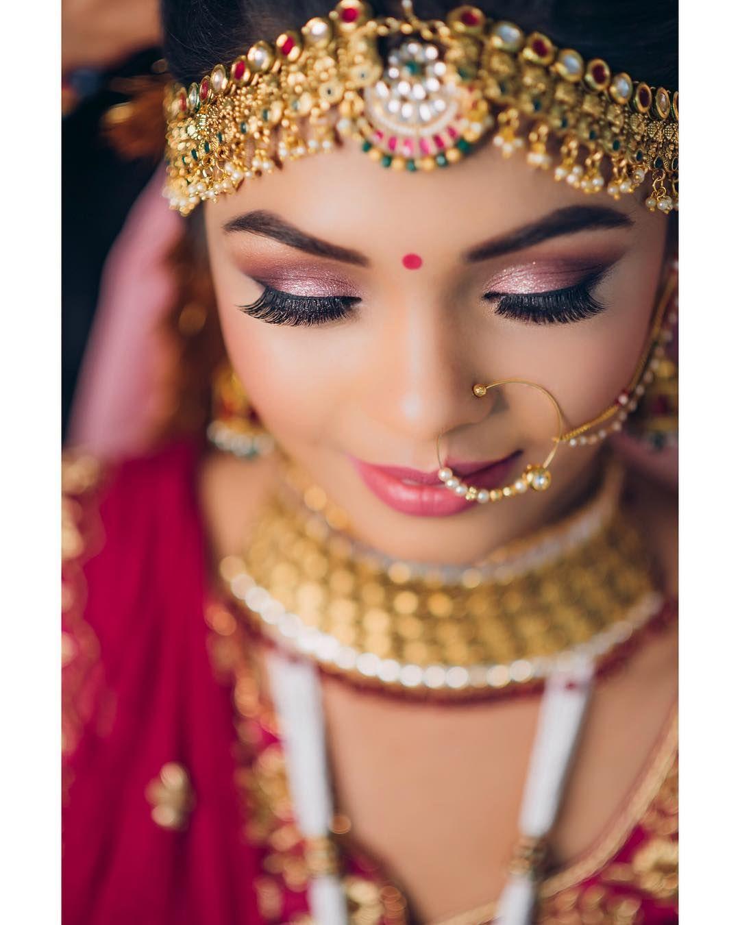 Pin by dulhaniyaa indias first 360 on bridal makeup