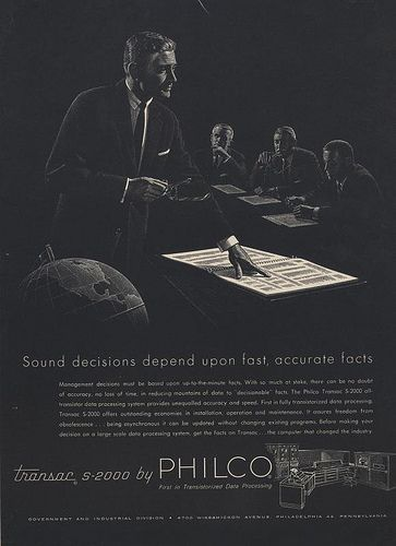 Philco Ad | Science and technology, Advertising, Graphic ...