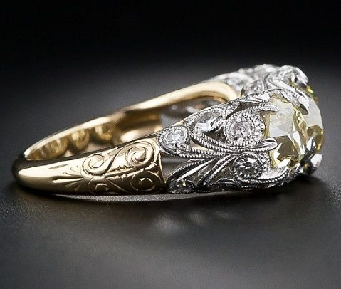 Enjoy A Blast From The Past With These Information About Edwardian Engagement Rings Find Out Where You Can Get Genuine Antique