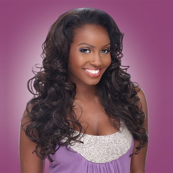 Sensationnel Synthetic Half Wig Instant Weave Hz 7082 Futura - Hairsisters.com