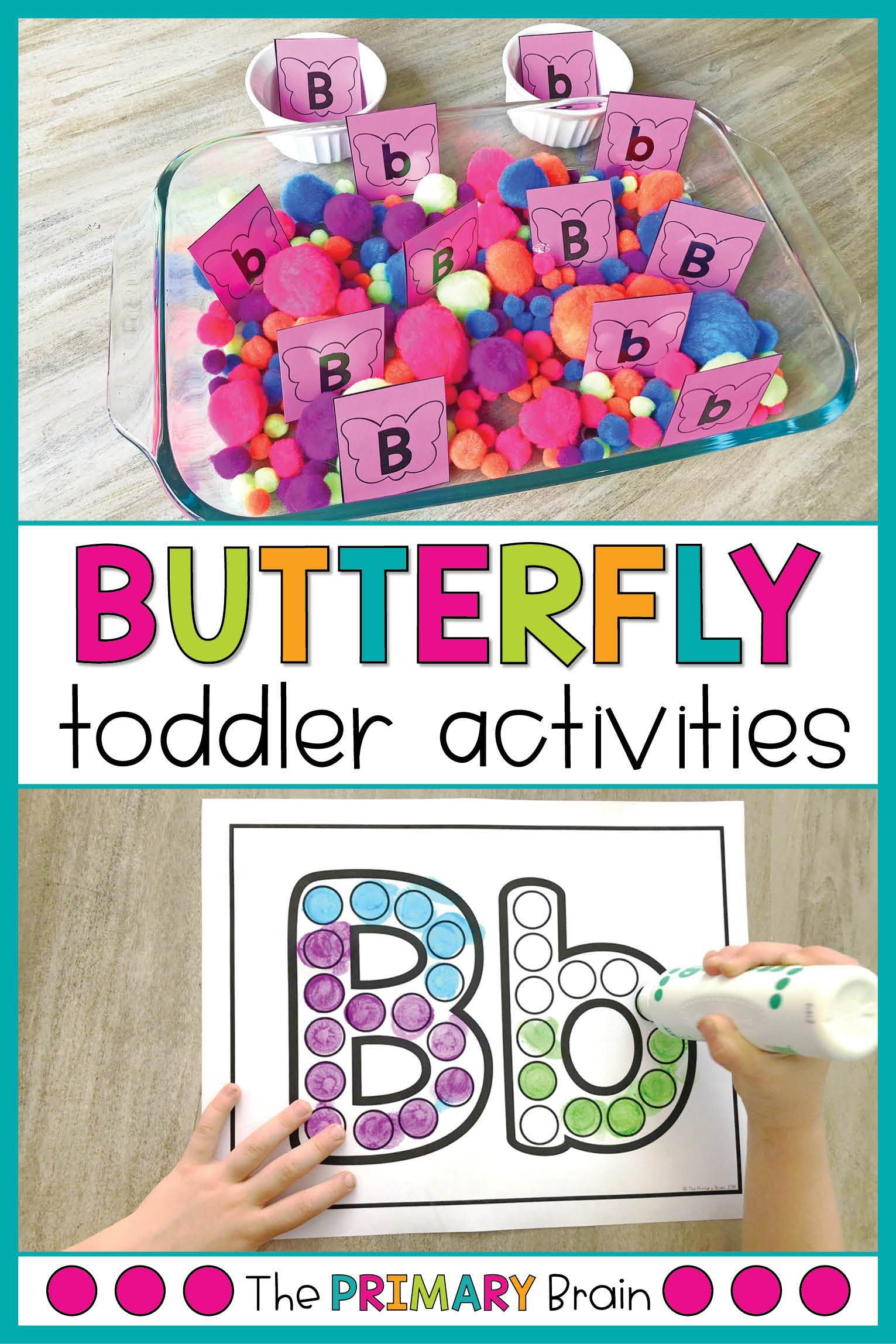 Butterfly Themed Toddler School Lessons in 2020 Lesson