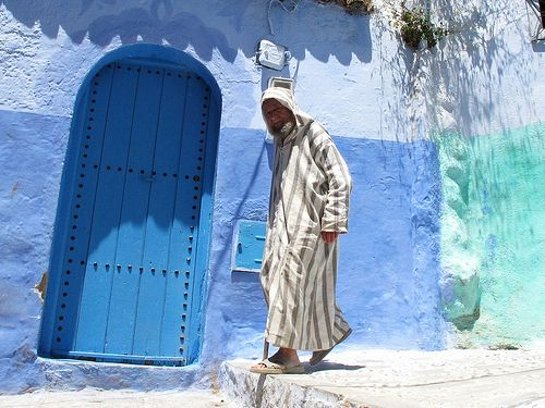 Profiles  from morocco