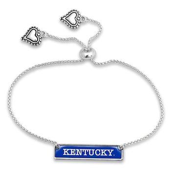 Women S Kentucky Wildcats Nameplate Bracelet Women Bracelets Kentucky Wildcats