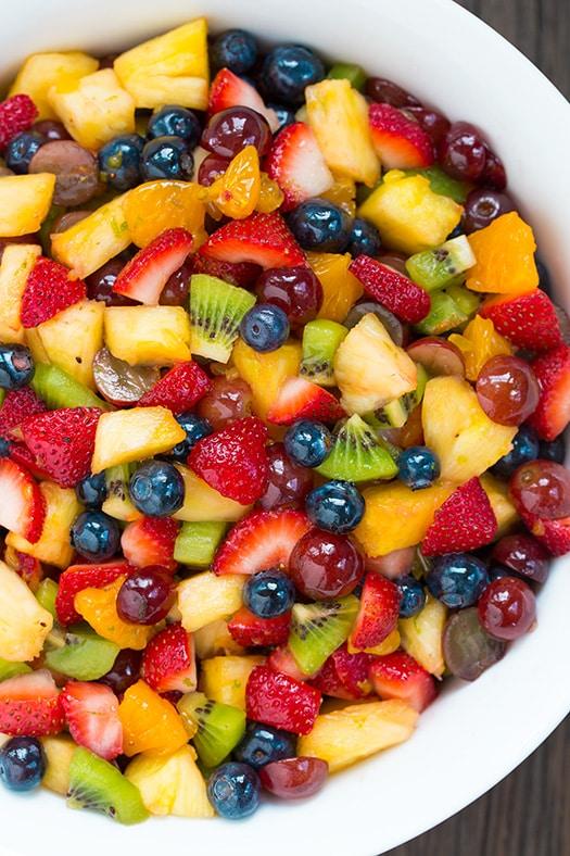 Best Fruit Salad Recipes - A Dash of Sanity