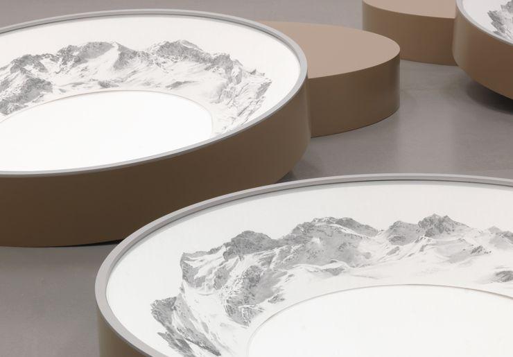 Panoramaring #1-3 (Detail), 2010 - Ulrike Heydenreich