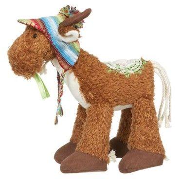 happy horse knuffel ezel moose marty