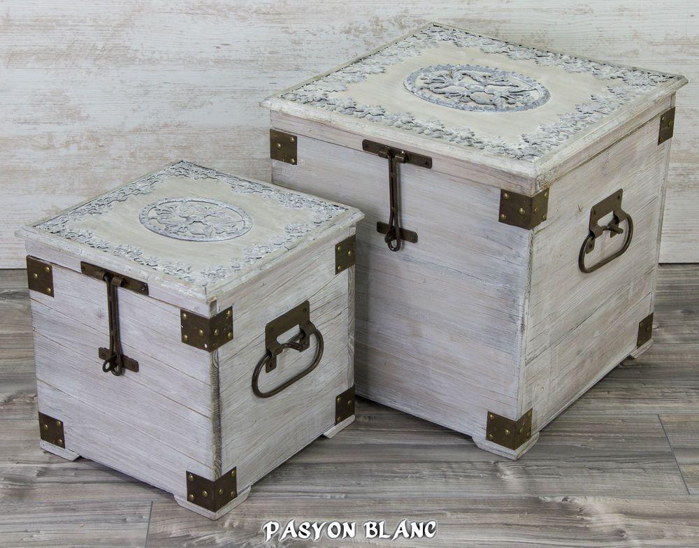 Schlafzimmer truhe ~ Zu finden bei: http: stores.ebay.de pasyonblanc truhe kiste box