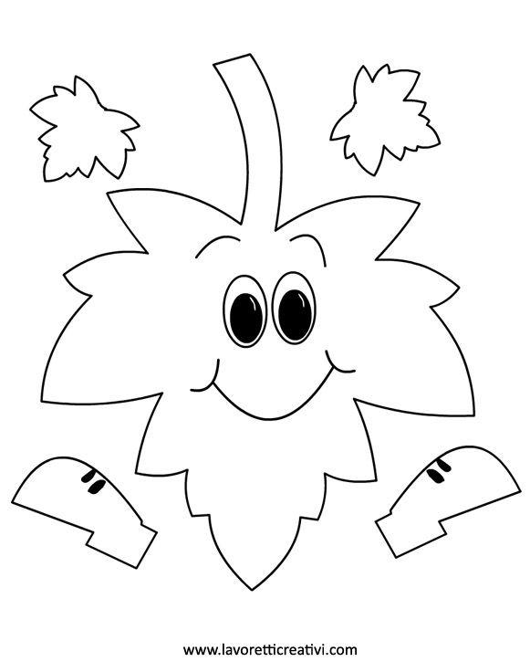 Addobbi autunno scuola foglia burcin pinterest for Addobbi autunno scuola infanzia