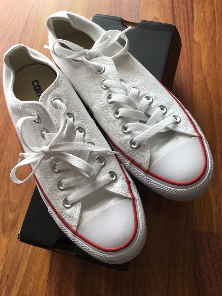 1b18f90a1f93 Converse Chuck Taylor All Star Low Top Women Size 6.5 in White  fashion   clothing  shoes  accessories  womensshoes  athleticshoes (ebay link)