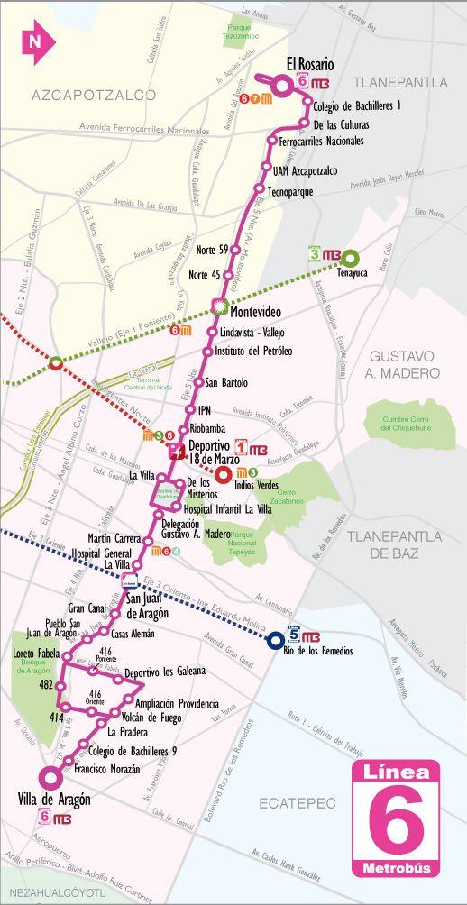 Pin De Pablo Lorea En Azcapotzalco En 2020 Metrobus Ciudad De
