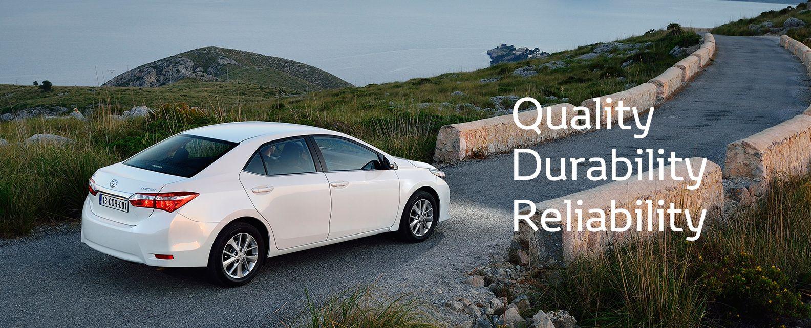 11 Toyota Quality Durability Reliability Ideas Toyota Development Quality