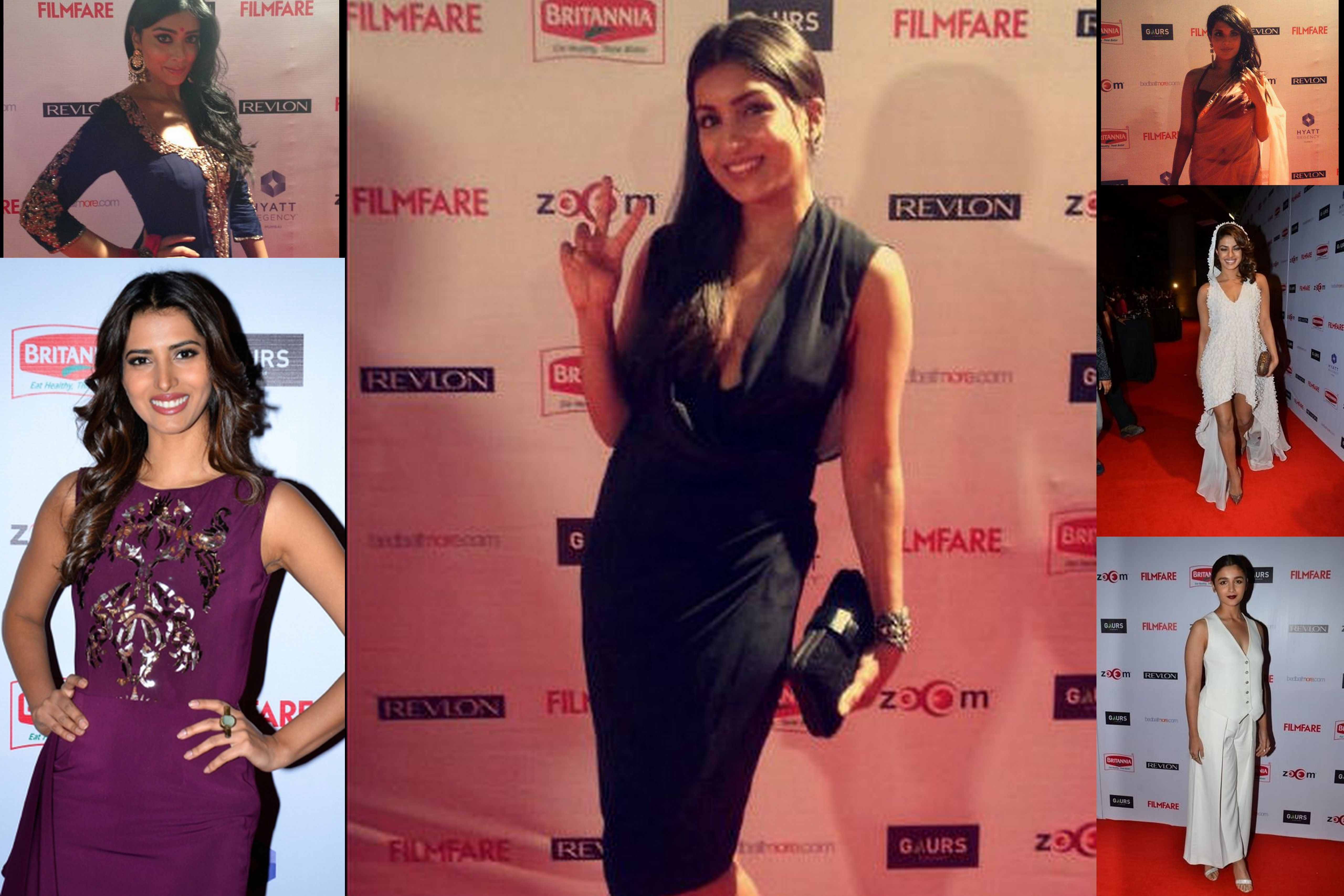 Bollywood Celebs At The Filmfare Pre-Award Night 2014
