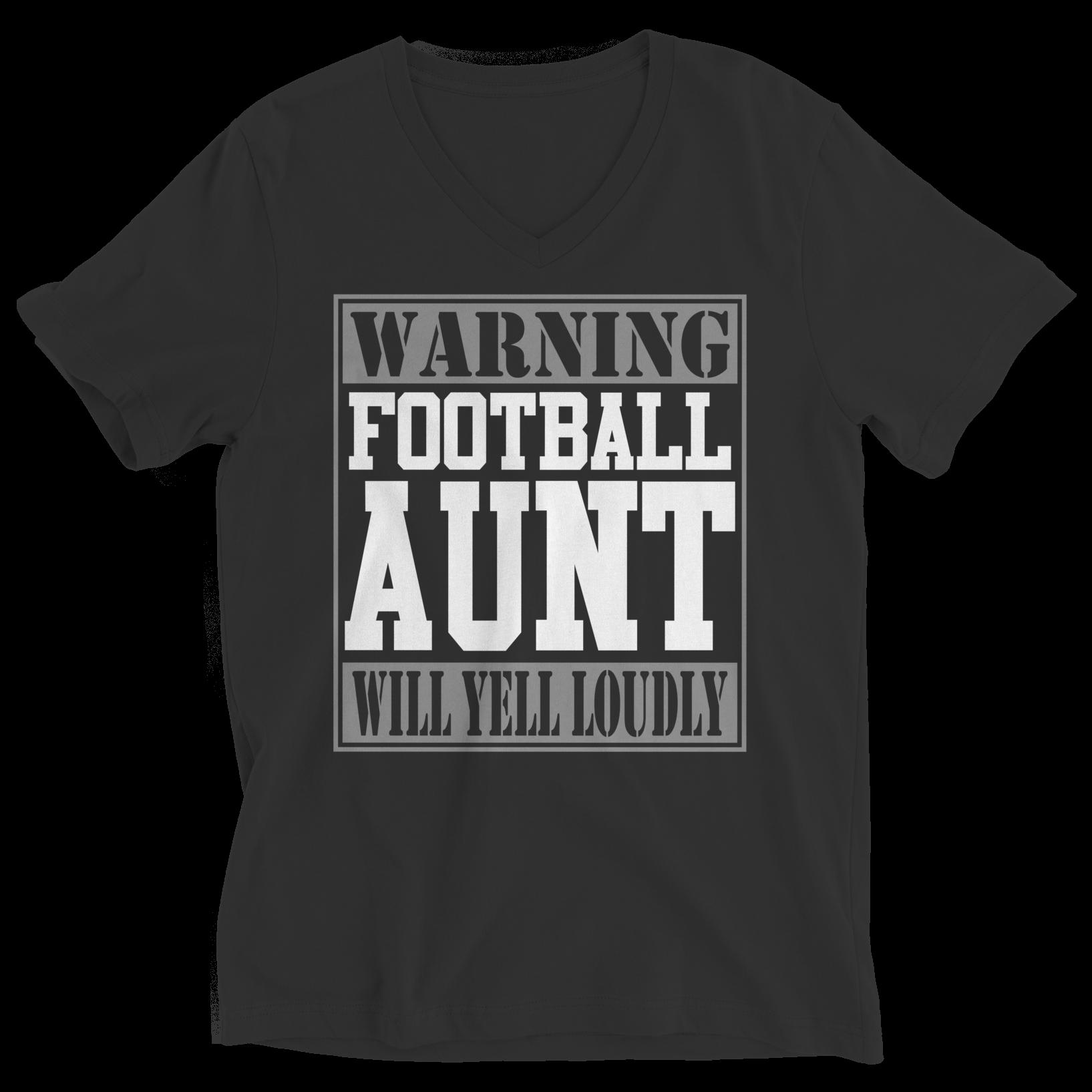 Football Aunt Shirts