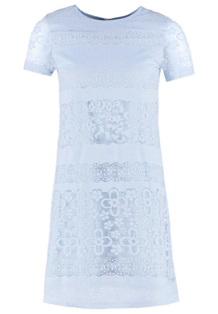 Yumi Summer dress - light blue
