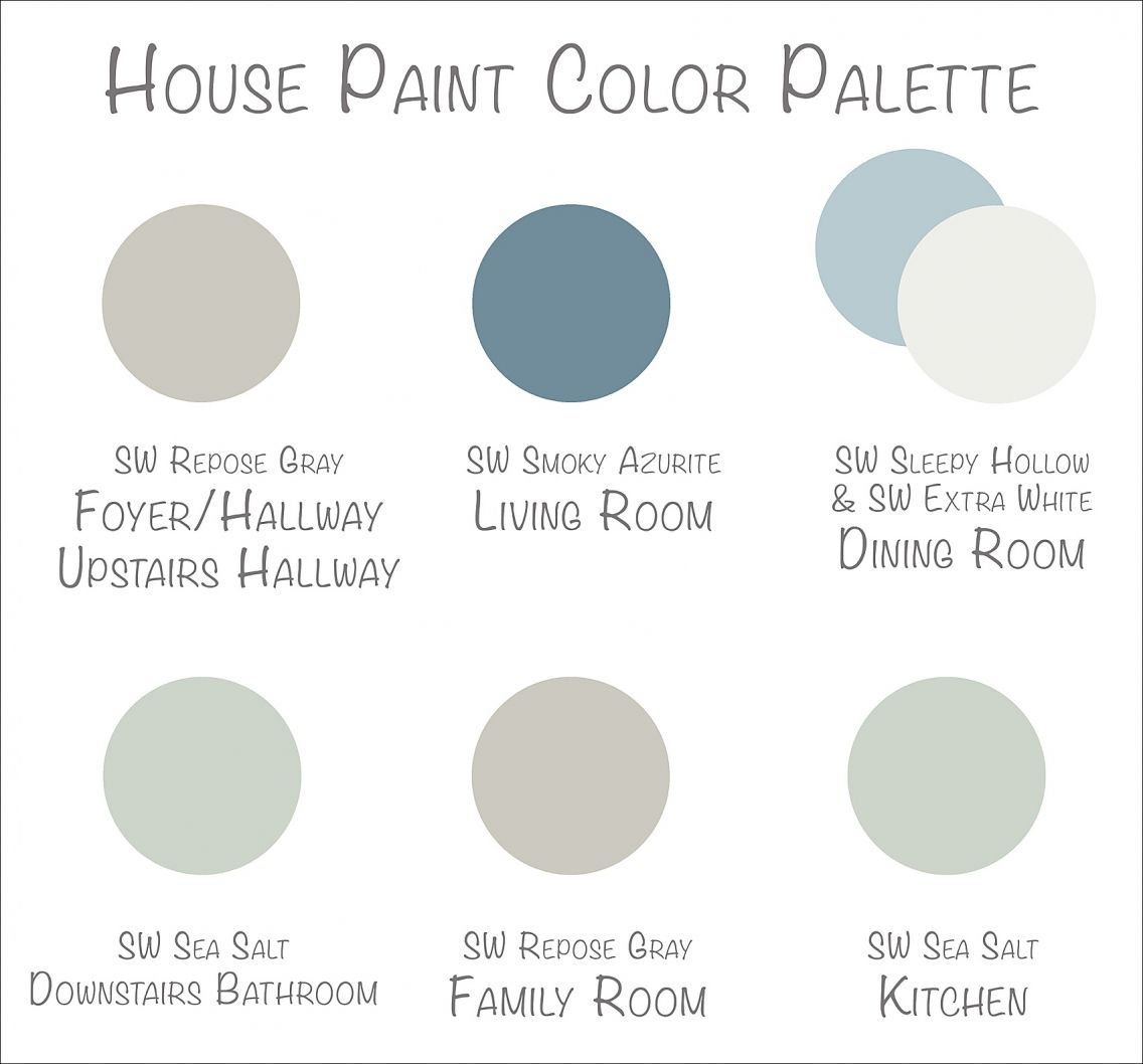 Houseremodeling_0498 in 2020 farmhouse paint paint