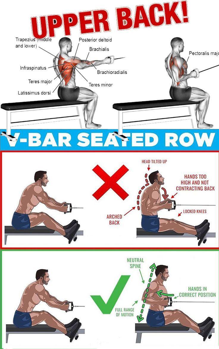 HIT ALL 3 BACK EXERCISES exercises HIT Back