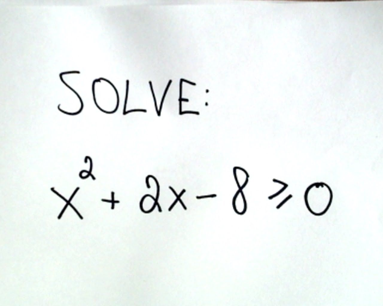Solving Quadratic Inequalities Math Practice Worksheets Quadratics Algebra Worksheets