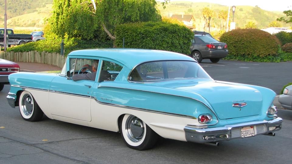 1958 Chevrolet Delray 1958 Chevy Impala Classic Cars Chevrolet Usa