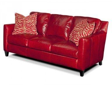 Bradington Young Yorba Leather Sofa. Custom Made In The USA! : Leather  Furniture Expo