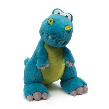 Rexie The Silly Blue Tyrannosaurus Rex Stuffed Animal By Gund