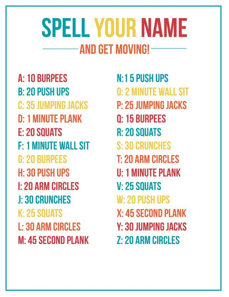picture about Simply Fit Board Printable Workouts identify Pin upon Frugal and Cash Conserving Neighborhood Board