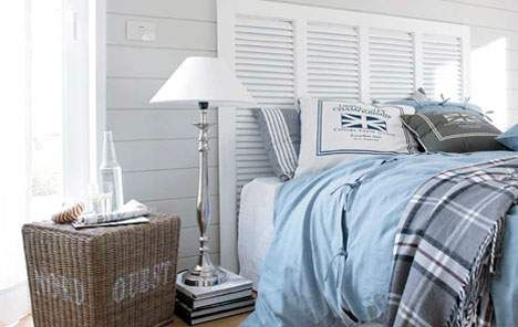 Maritimes Schlafzimmer ~ Wohnstil maritim: einrichten mit meer flair maritim