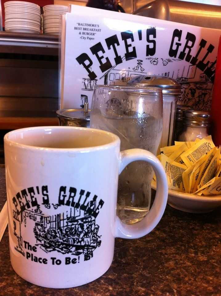 Pete's Grille at 3130 Greenmount Ave (32nd Street