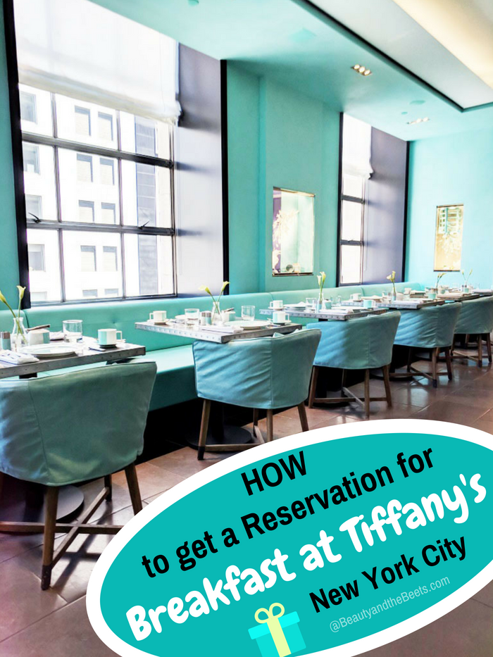 How To Get A Reservation For Breakfast At Tiffany S Cafe New York Nyc Breakfast Cafe Nyc