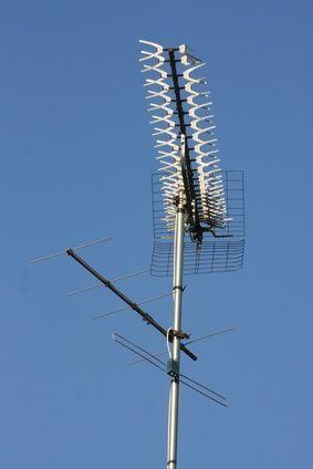 Homemade Highpower Hdtv Antenna Diy Tv Antenna Diy Tv Tvs