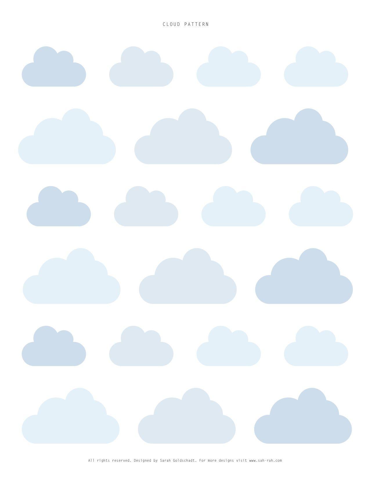 Cloud Nuage Idées Baptème