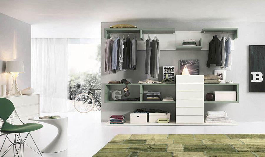 10 Stylish Open Closet Ideas For An Organized Trendy Bedroom Trendy Bedroom Closet Designs Closet Design