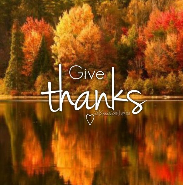 Being Thankful Gratitude, Thanksgiving and Autumn