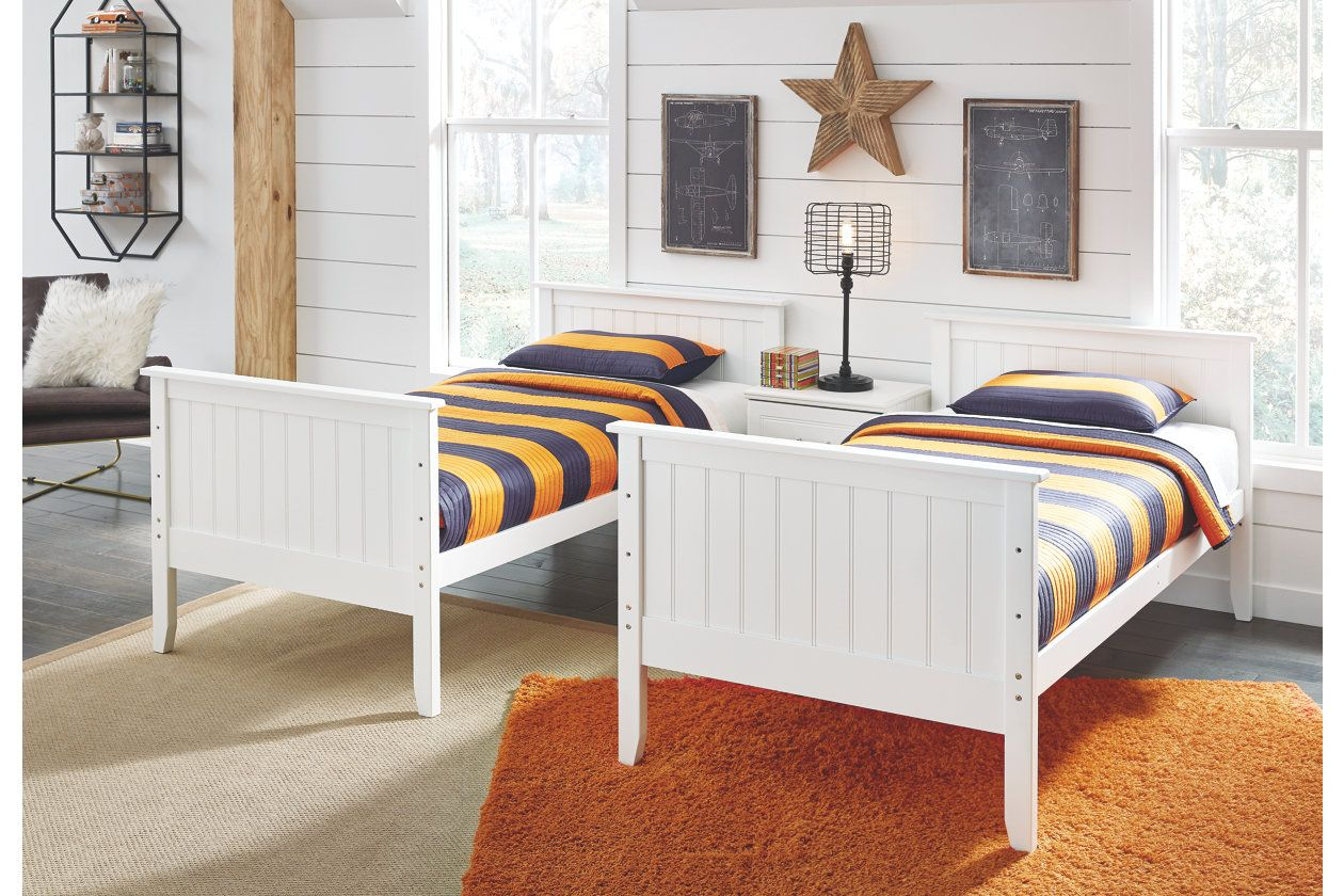 Best Lulu 3 Piece Twin Over Twin Bunk Bed Twin Bunk Beds 640 x 480