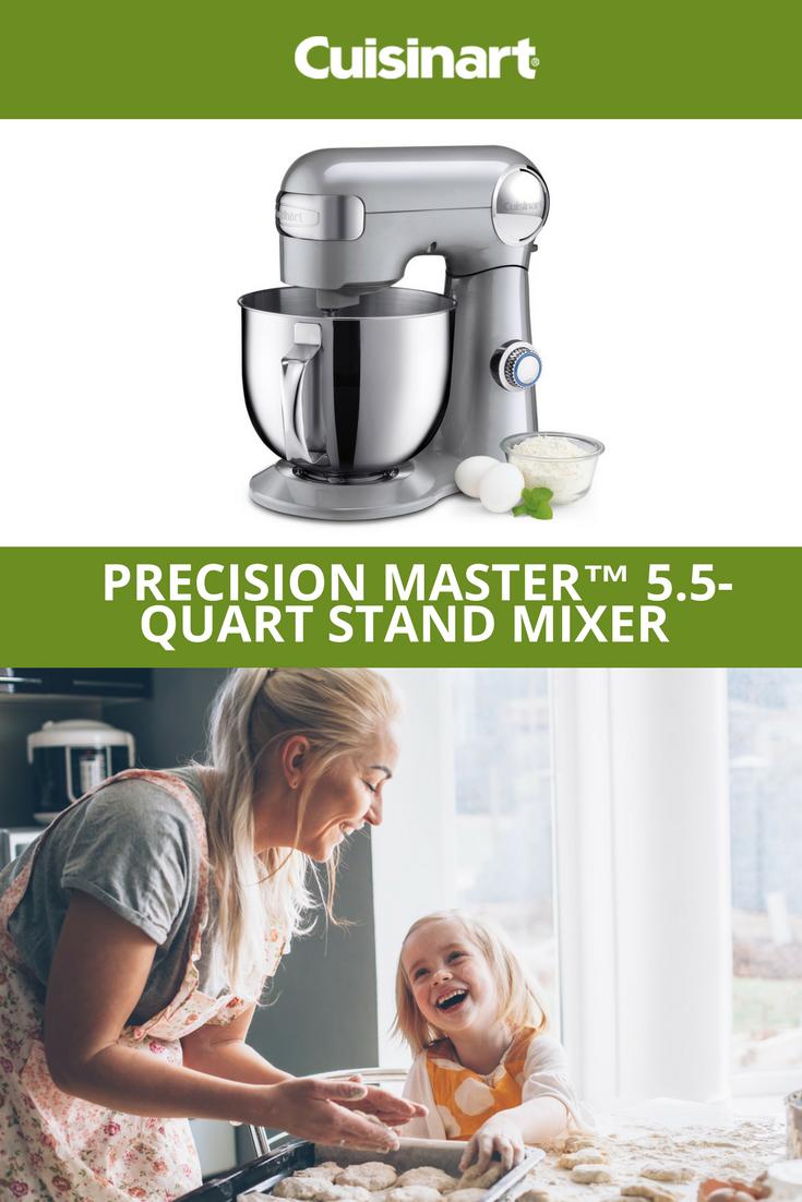 Precision Master 5 5 Quart Stand Mixer Mixer Recipes Stand Mixer Mixers