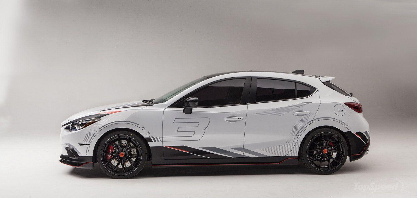 2014 Mazda Club Sport 3 Concept Gallery 531100 Mazda