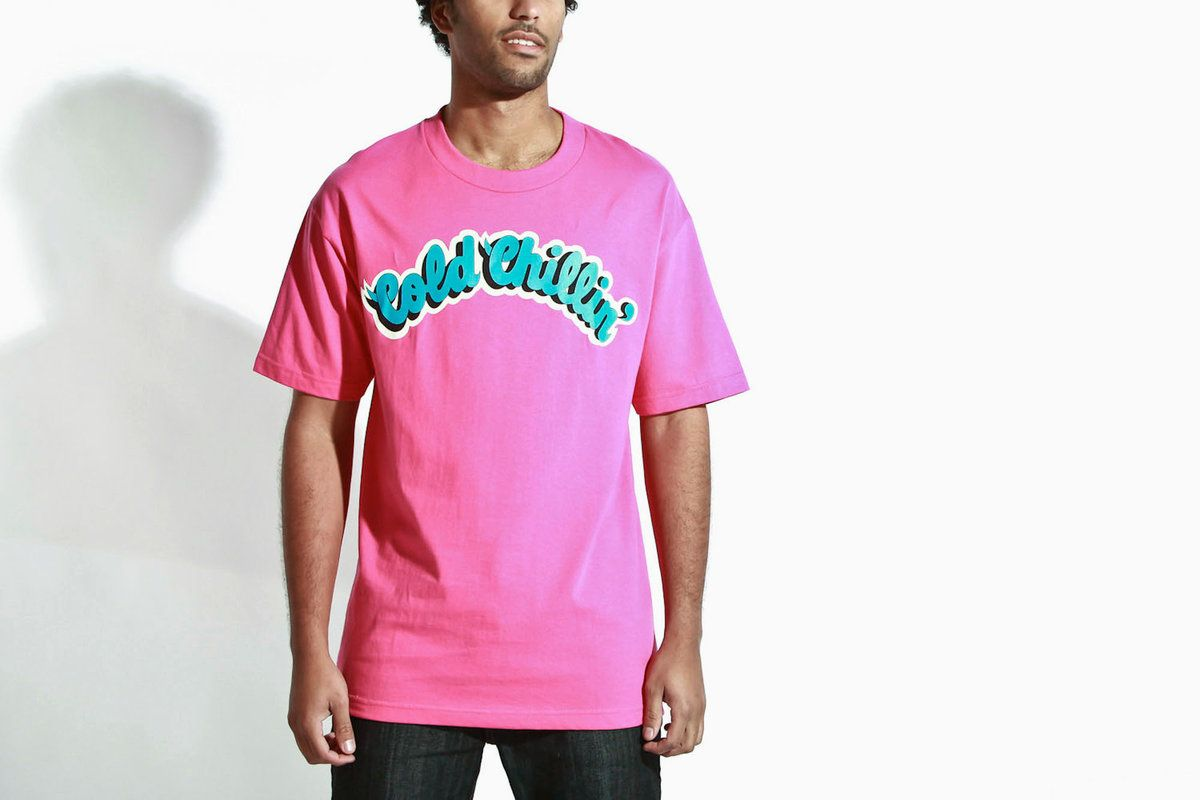 Men's Cold Chillin Logo Tee (More Colors)