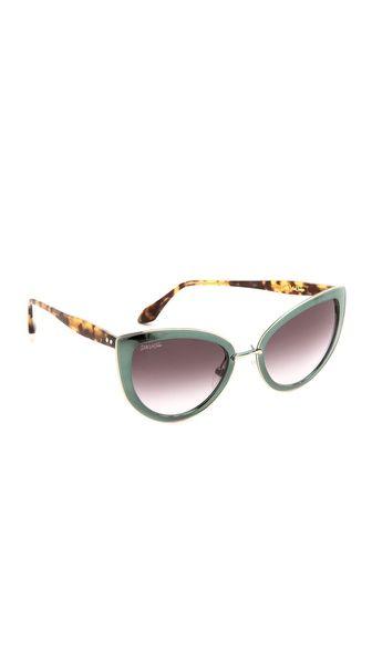 980ed8639127 Dita Von Teese Eyewear Sophisticat Sunglasses