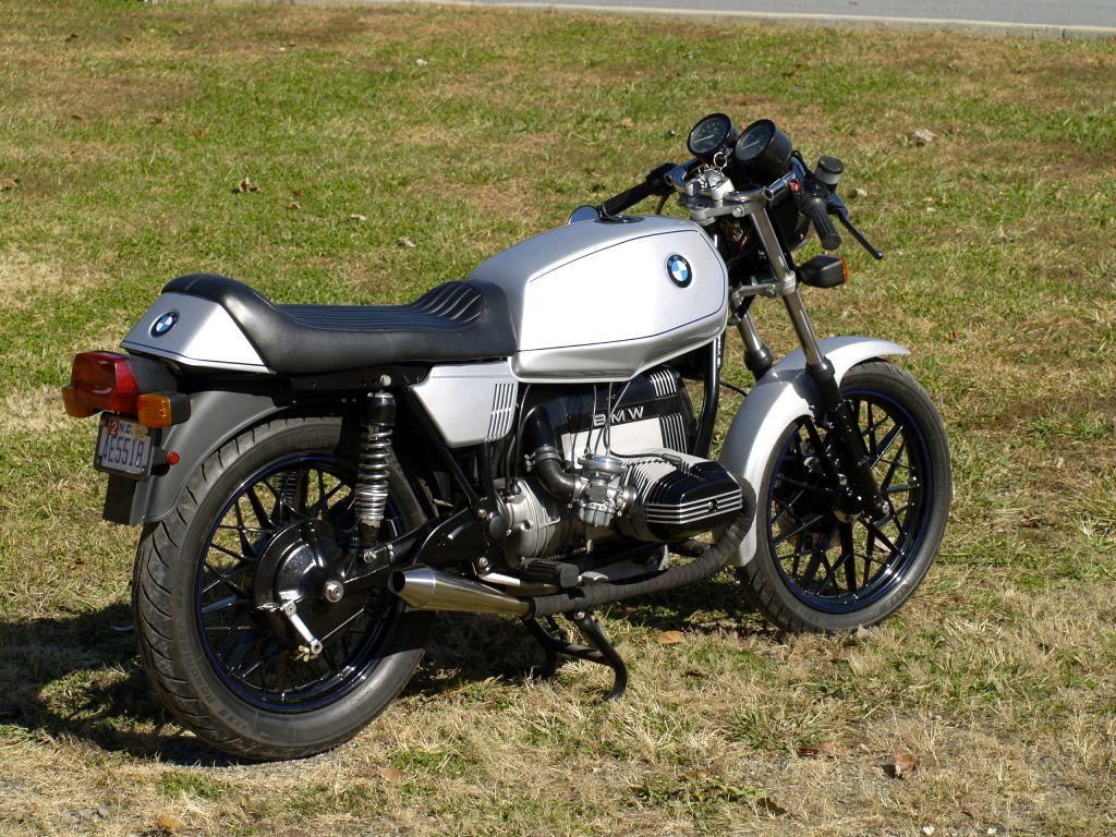 1979 bmw fully restored r65 cafe racer motor powered. Black Bedroom Furniture Sets. Home Design Ideas