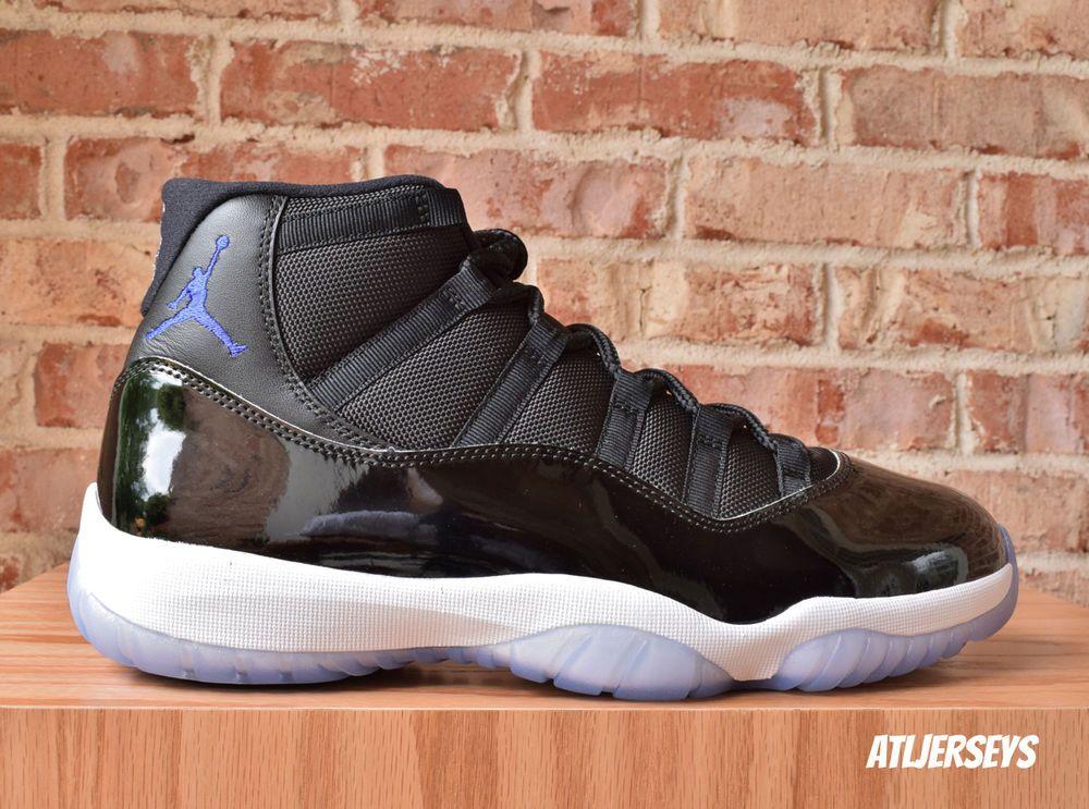 380f15fd46ff1 Nike Air Jordan 11 XI Retro Space Jam 2016 Black Concord Men GS 378037-003   MichaelJordan  AirJordan  Jordans