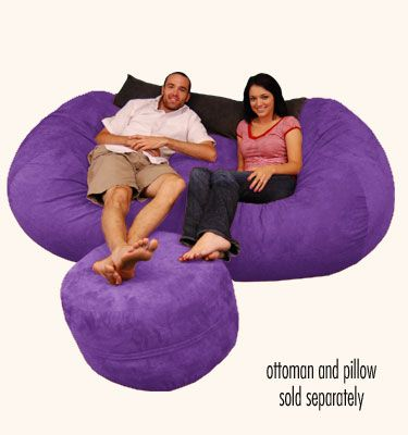Surprising This Is Called The Comfy Sack Very Similar To The Love Sac Machost Co Dining Chair Design Ideas Machostcouk