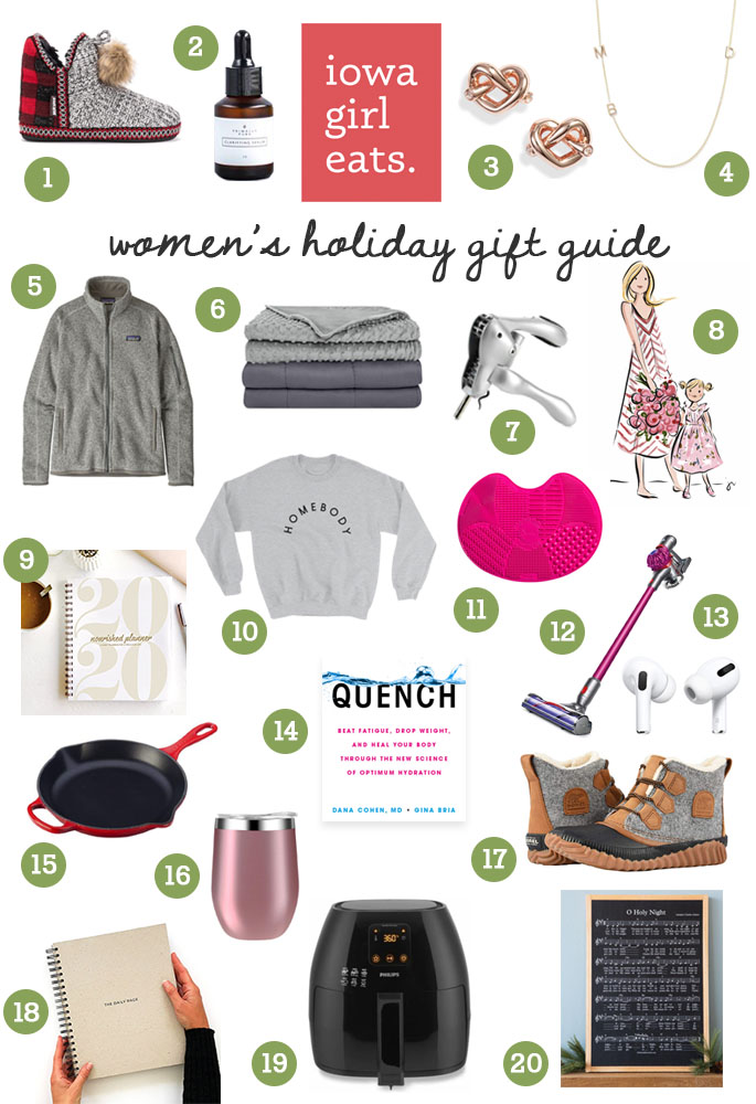 2019 Women's Holiday Gift Guide What Women Really Want