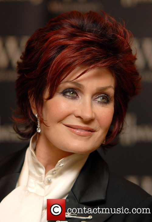Pictures Of Sharon Osbourne S New Hair Color
