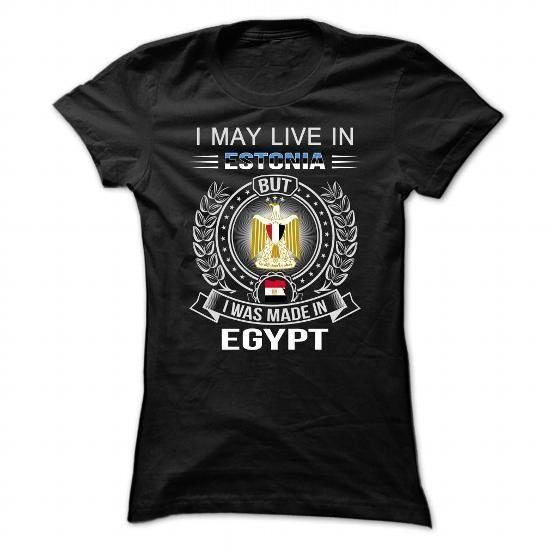 Estonia-Egypt - #gift for teens #food gift. CHECKOUT => https://www.sunfrog.com/LifeStyle/Estonia-Egypt.html?68278
