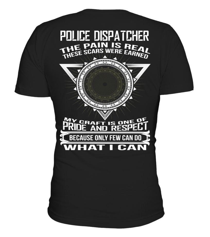 POLICE DISPATCHER Áo sơ mi, Thời trang