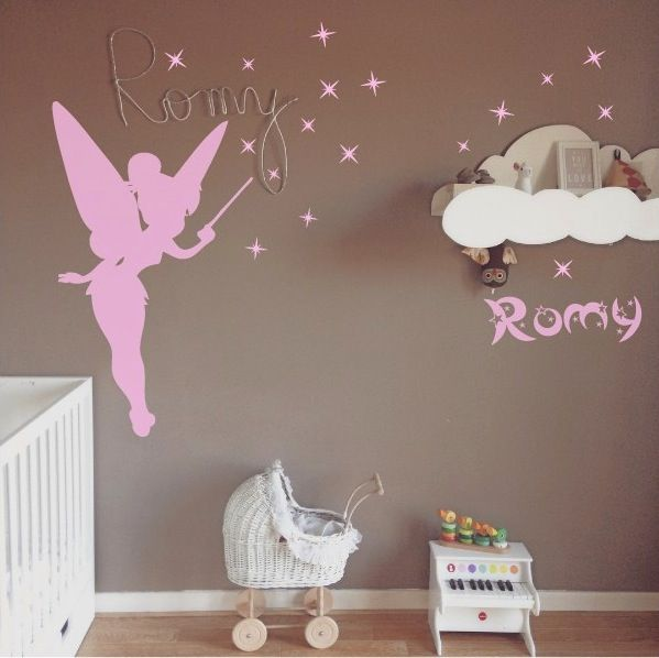 Stickers Chambre enfant (2) - Makrea Déco bébé Pinterest Nursery
